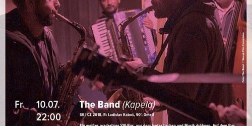 The Band abgesagt