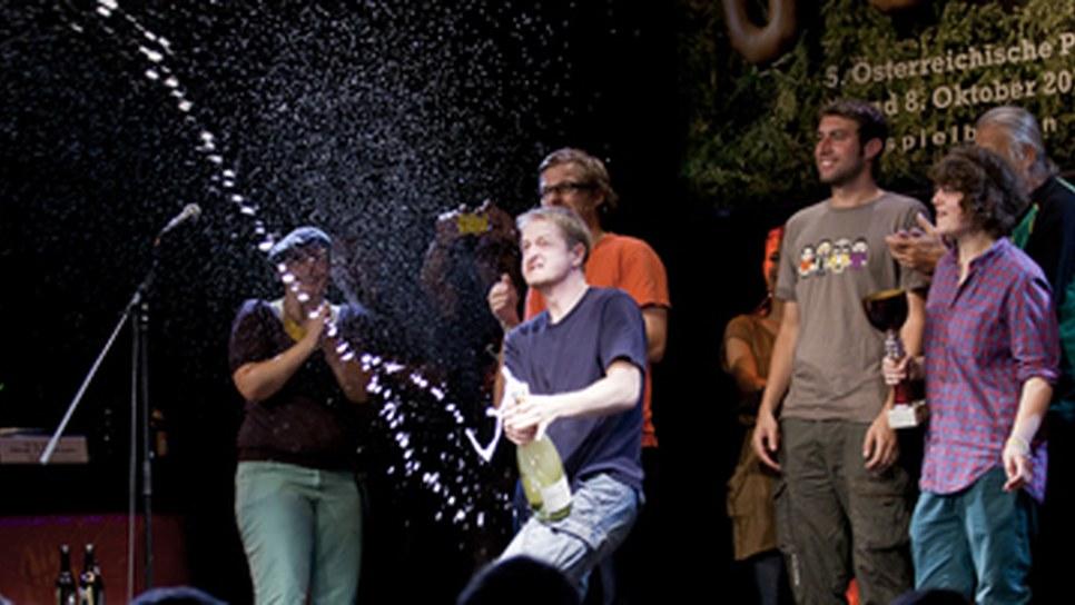 Der Koschuh ist Ö-Slam-Sieger 2011