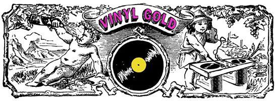vinyl gold grafix