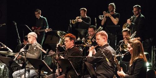 Jazzorchester Vorarlberg feat. Orges & the Ockus-Rockus Band