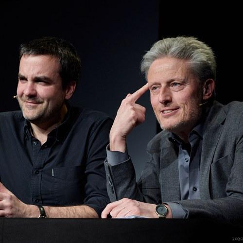 """Florian Klenk & Florian Scheuba """"Sag du, Florian …"""""""